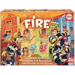 FIRE - JUEGO DE MESA