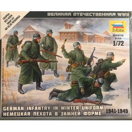 1:72 GERMAN INFATRY IN...