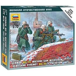 1:72 GERMAN MACHINE-GUN