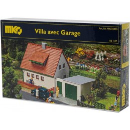 H0 VILLA AVEC GARAGE