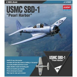 "1:48 USMC SBD-1 ""PEARL HARBOR"""