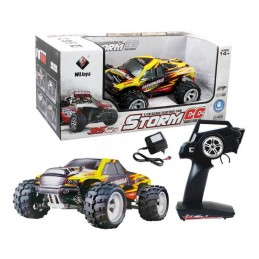 1:18 COCHE MONSTER TRUCK RC...
