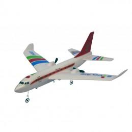 AVION AIR 1453 RTR ROJO