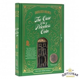 THE CASE OF THE PRICELESS COIN