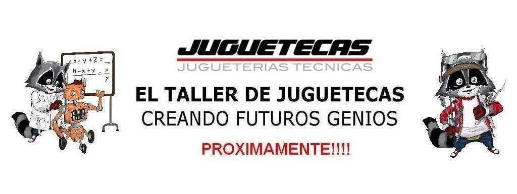 TALLER JUGUETECAS